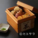 平等院表参道 竹林 - 宇治茶を使って蒸し上げた鴨肉が絶品『鴨のほうじ茶蒸し』
