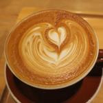 RH Cafe - カフェラテ2