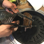 ヨプの王豚塩焼 熟成肉専門店 -