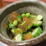 66954930 - 小渕沢 夏野菜と白味噌のカポナータ