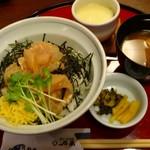 石蔵 - ごまだれ鯛丼