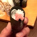 新中野まとい寿司 - ネギトロアップ
