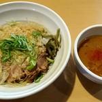 66959319 - 濃厚鮭節つけ麺【Jul.2016②】