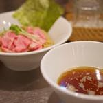 さんじ - 昆布水つけ麺