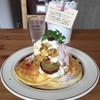 ショコリシャス - 料理写真:お芋のパンケーキ
