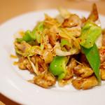 台湾料理 新東洋 - 台湾焼鳥