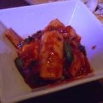 ミートチョップス -  山芋キムチ