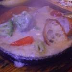 ミートチョップス - 焦がしチーズのミチョレット