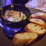 ミートチョップス - 濃厚アボカドのオーブンチーズ焼き