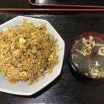 升亭 - ドライカレー680円