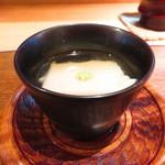 なかくし - 胡麻豆腐