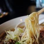 麺屋 菜花奈 - 料理写真:リフト