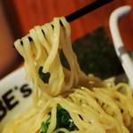 ラーメン ABE's - 麺リフト