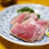 笹新 - 料理写真:かつお刺し
