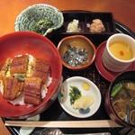 中村孝明YOKOHAMA - 鰻丼