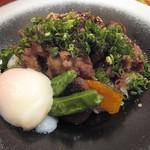 中村孝明YOKOHAMA - 黒毛和牛焼き牛丼2