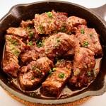 Bistro × Steak Doteria - 料理写真:カイノミのコロコロステーキ