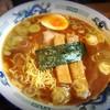 三代目正太郎 - 料理写真:濃厚煮干し中華そば 650円