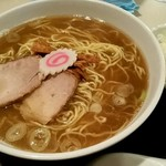 赤坂味一 - 中華そば600円‼ネギ増50円‼