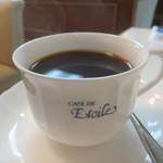 エトアール プリュス - コーヒー