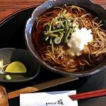 66964509 - 春山菜おろし蕎麦 ¥800