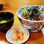 おとや - 料理写真:[2017/04]てこねずし(1000円)