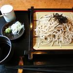 司 - 料理写真:ざる蕎麦