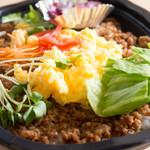 ほんだ亭 - 料理写真:三色丼