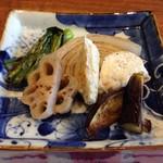 柿安銀座別邸 - 焼物