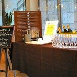 レストラン セイシェル - 休日はスパークリングワインも・・・
