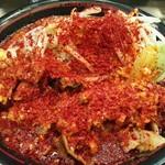 麺創研かなで 紅 -