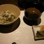 赤坂潭亭 - お食事