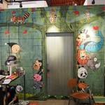 ギャラリー & カフェ ズーロジック - 大阪カフェ巡り旅行1軒目♡