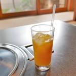 近江牛処ますざき - オレンジジュース