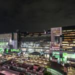 京都新阪急ホテル 阪急トップビアガーデン京都 -