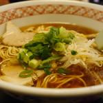 万福園 - 中華麺(590円)