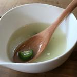 バオバブ - スープ