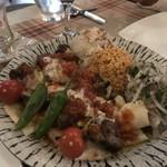 トルコ料理 ドルジャマフセン -