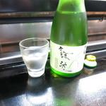 弥助寿司 - カウンター席