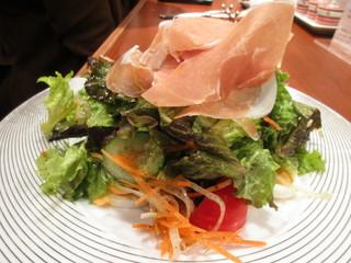 ディーレストラン - サラダ
