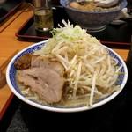 優勝軒 - 料理写真:富士らーめん(醤油)