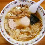 春木屋 荻窪本店 - わんたん麺 ¥1,250