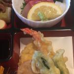 おがわ - 刺身と天ぷら