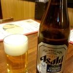 十和田 - 瓶ビール:500円