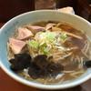 寳龍 - 料理写真:醤油ラーメン ¥800