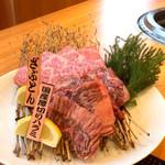 66978322 - 本日のハイライトなお肉 めちゃ美味
