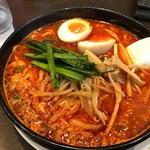 来来亭 - 料理写真:旨辛麺A ¥853