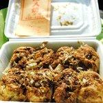 三河屋 - 和風 肉焼き420円