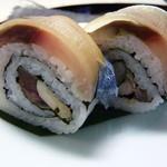 あじづくし菜生 - 菜生オリジナル鯖寿司 お土産に