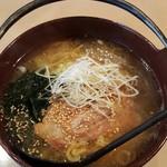 大和軒 - 料理写真:塩ラーメン 590円